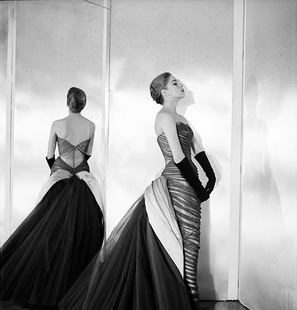 CharlesJamesButterflyGown,CecilBeaton,1954 on www.CourtneyPrice.com