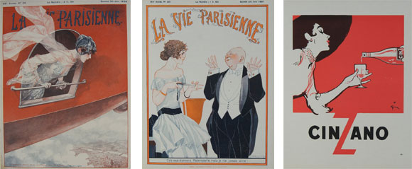 vintage Prints and VintagePosters on www.CourtneyPrice.com
