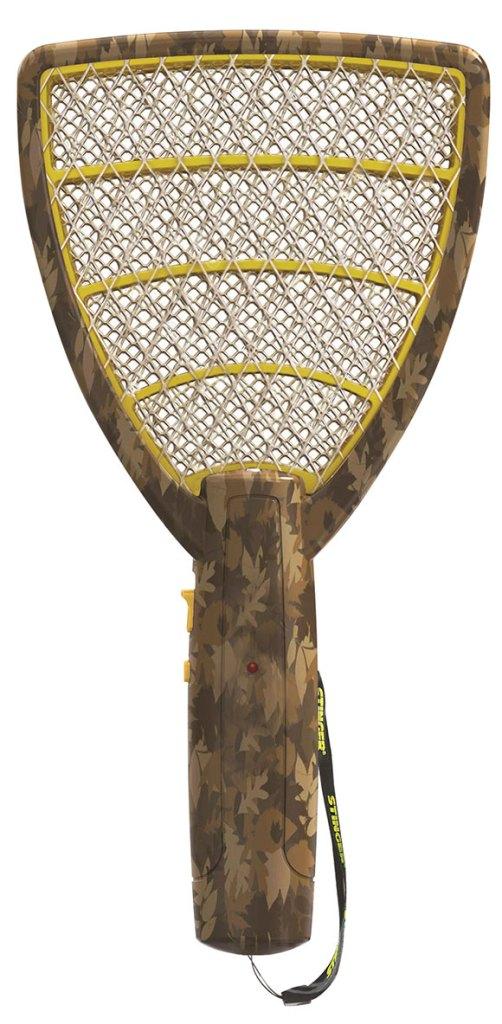 Mosquito Racket - LED bug zapper on www.CourtneyPrice.com