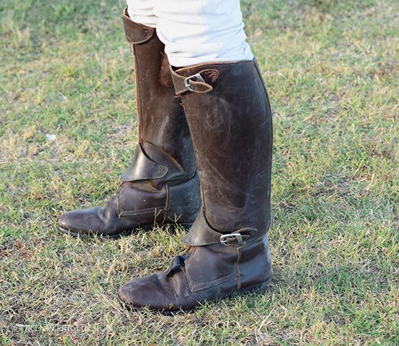 Polo Boots on www.CourtneyPrice.com