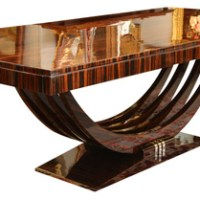 Art Deco - Influences and Furniture, and a Resource