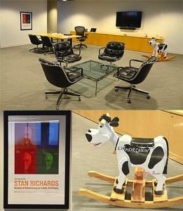 Stan Richards' office www.CourtneyPrice.com