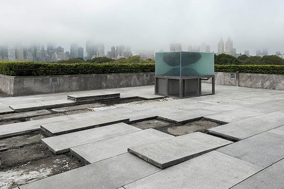 Rooftop Garden Installation, The Met 2015, on www.CourtneyPrice.com