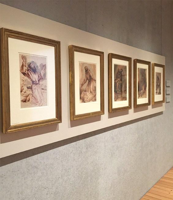 Castiglione: Lost Genius. Masterworks on Paper from the Royal Collection, at the Kimbell Museum