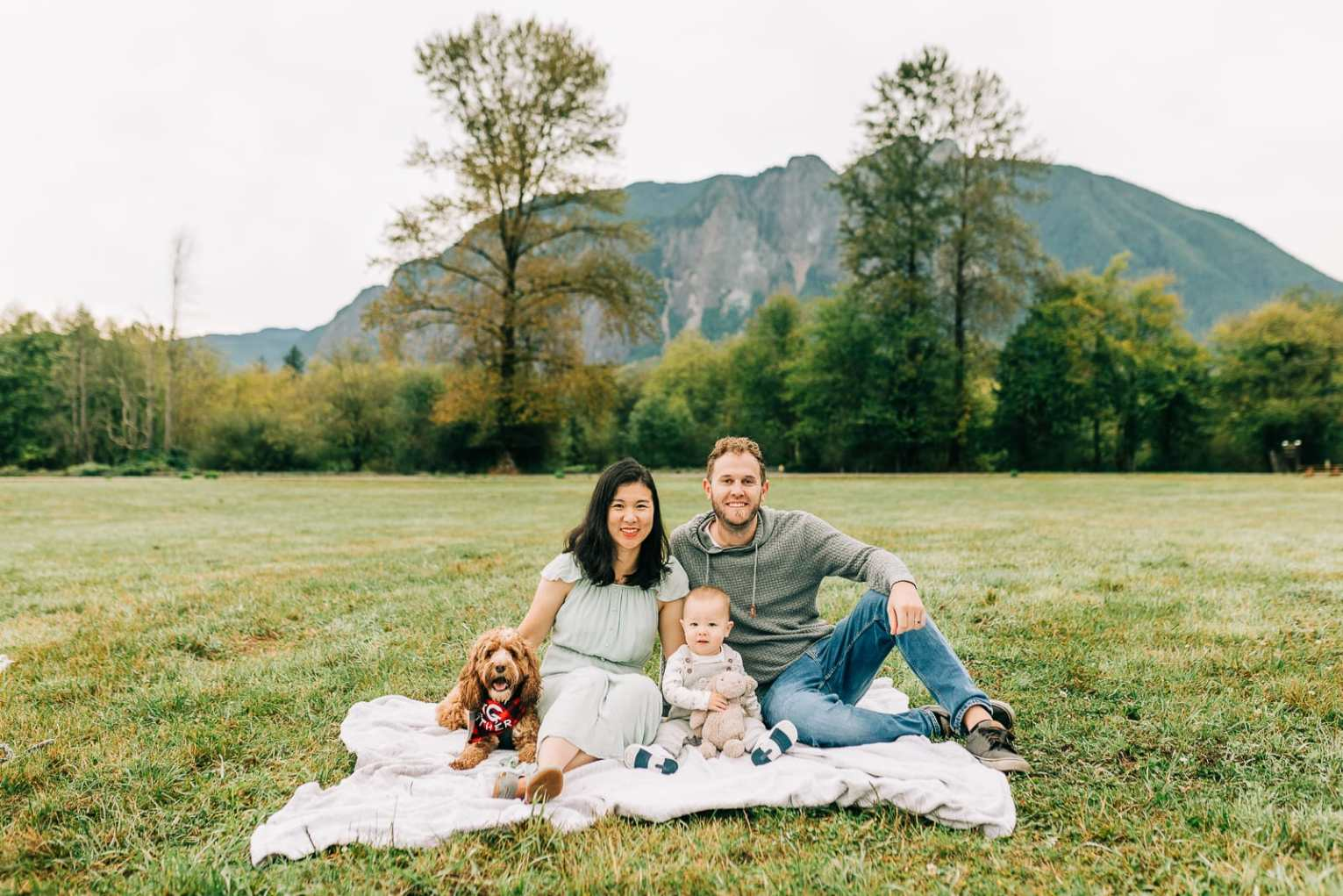 Best places in Seattle to take family portraits