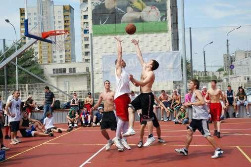 Permainan Streetball