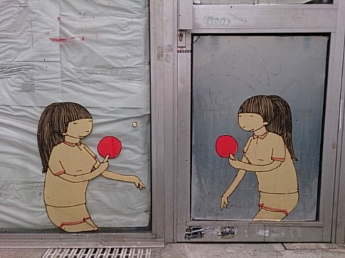 Kid Acne ping pong