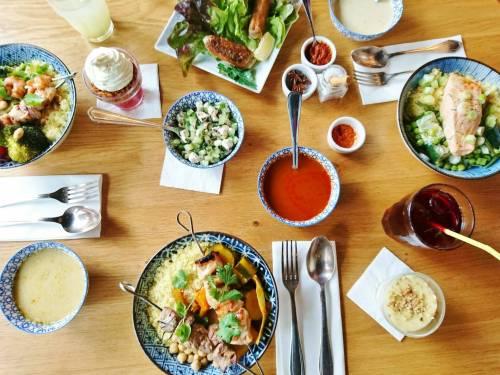 La table de Couscous Deli