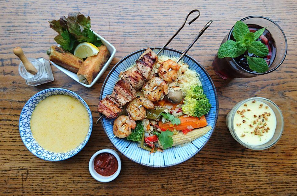 Couscous Thaï
