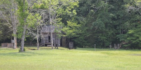 The Grist Mill at Big Ridge State Park