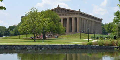 The Parthenon Art Museum in Nashville