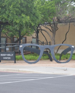 Buddy Holley Center in Lubbock Texas