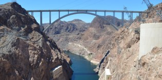 Memorial Bridge over the Colorado River