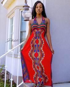 latest womens dashiki designs