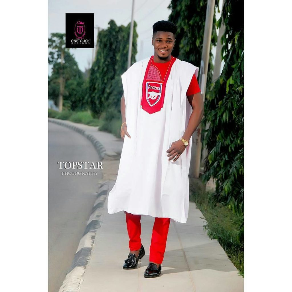 Male Agbada Styles For Guys November 2017