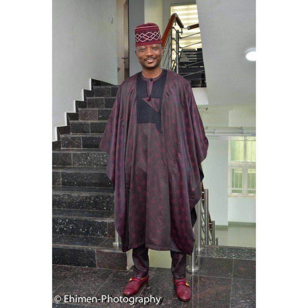 Male Agbada Styles For Guys December 2017
