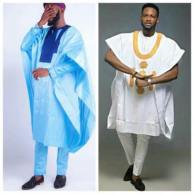 Male Agbada designs and styles