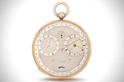 breguet fils precision watch image