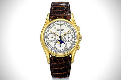patek philip reference 1527 watch image