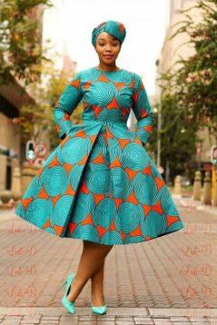 African wear women