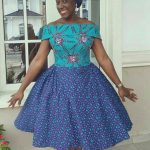 Kitenge dress designs