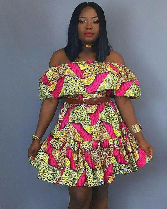 Kitenge Fashion: Best Kitenge Styles Women September 2018