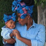 mother and daughter latest gele styles