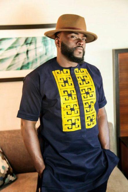 Nigerian Men's Traditional Fashion Styles 5 image