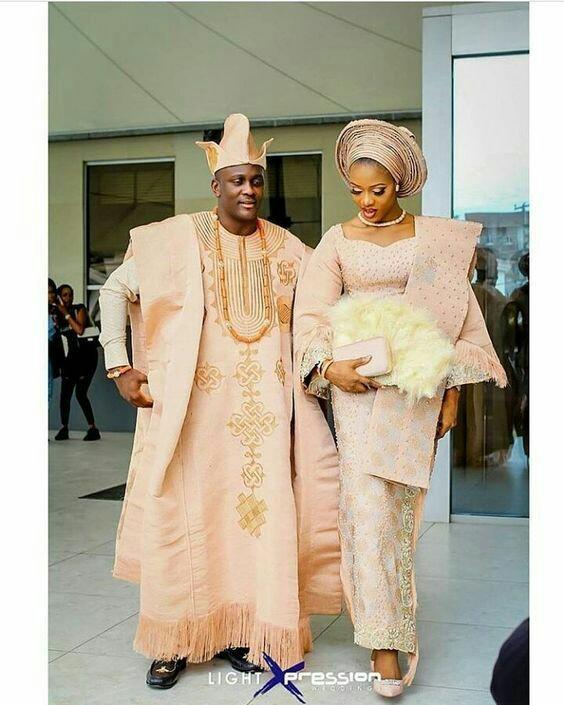 Yoruba traditional wedding attire (14)