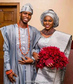 Yoruba traditional wedding attire (18)