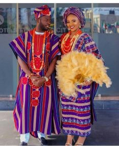 Yoruba traditional wedding attire (22)