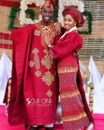 Yoruba traditional wedding attire (26)