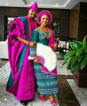 Yoruba traditional wedding attire (32)