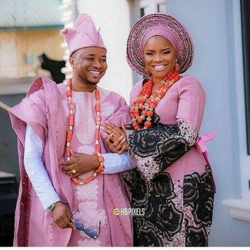 Yoruba traditional wedding attire (42)