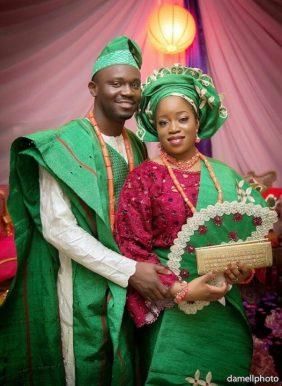 Yoruba traditional wedding attire (47)