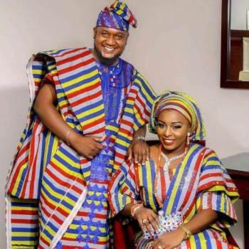 Yoruba traditional wedding attire (5)