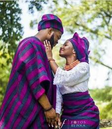 Yoruba traditional wedding attire (53)
