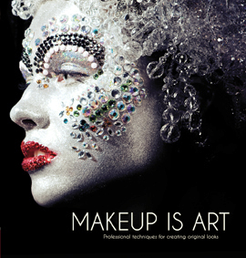 Makeup is Art book by AOFM Pro