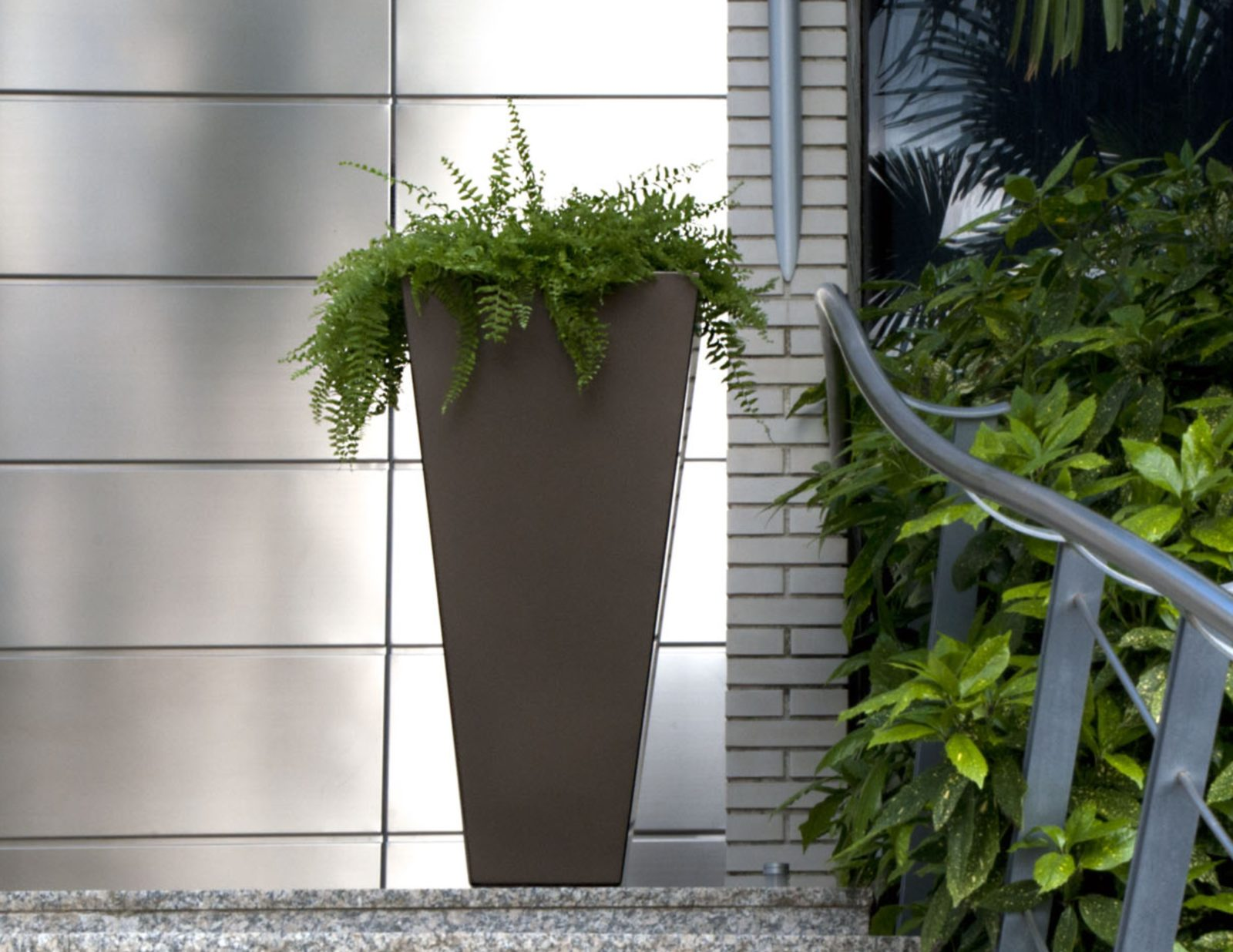 Long Narrow Planter