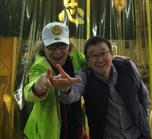 ターザン山本と高橋芳文