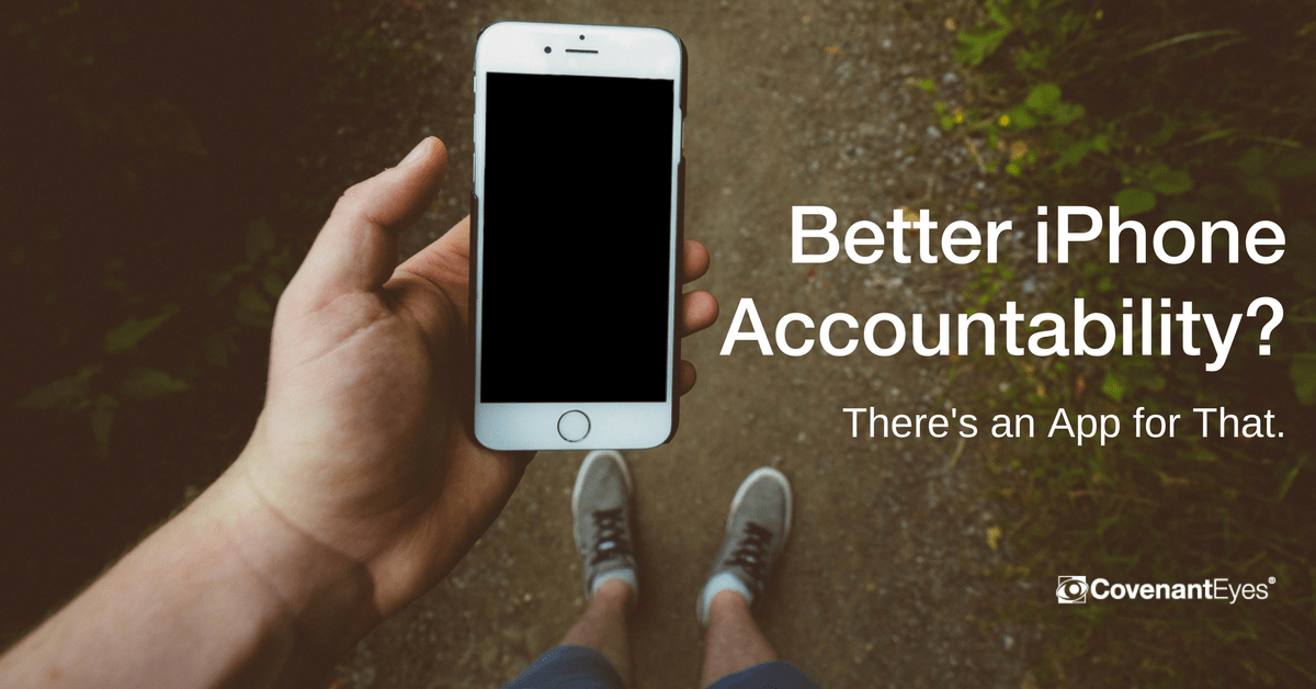 better iPhone accountability app
