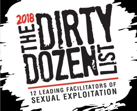 2018 Dirty Dozen List