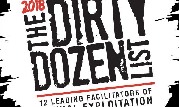 2018 Dirty Dozen List
