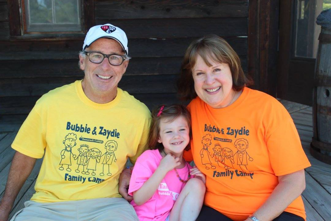 L'dor V'dor: Making Memories at Bubbie Zaydie Family Camp