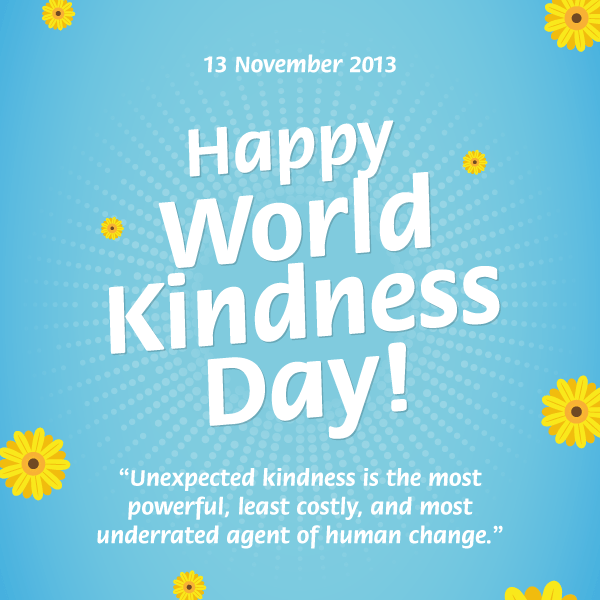 Happy World Kindness Day Covenant House Vancouver