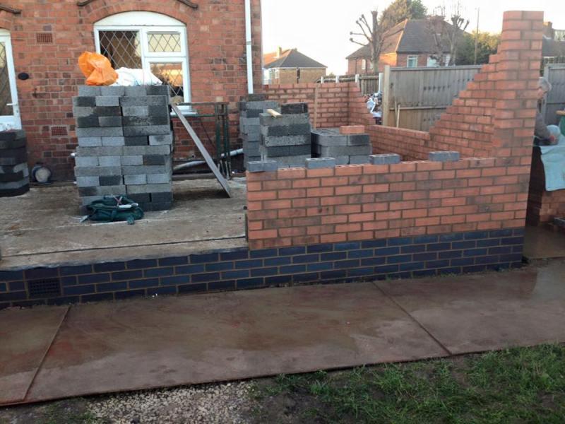 Conservatory brick works 2