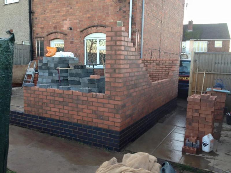 Conservatory brick works 3
