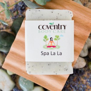 spa la la handmade soap bar - Spa La La Soap Bar