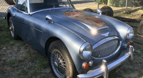 Austin Healey 3000.1