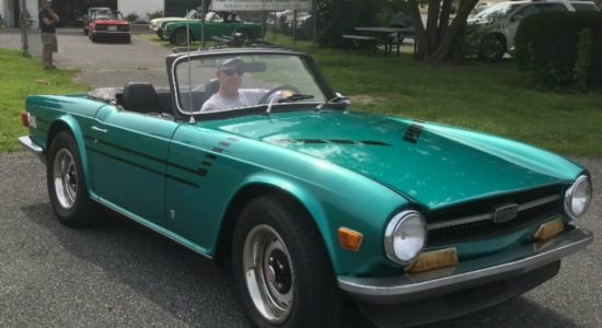 TR 1972 green